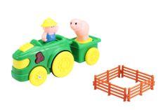 Let's play Zestaw Farma z pojazdem