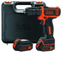 Black&Decker wiertarko-wkrętarka BDCDD12KB