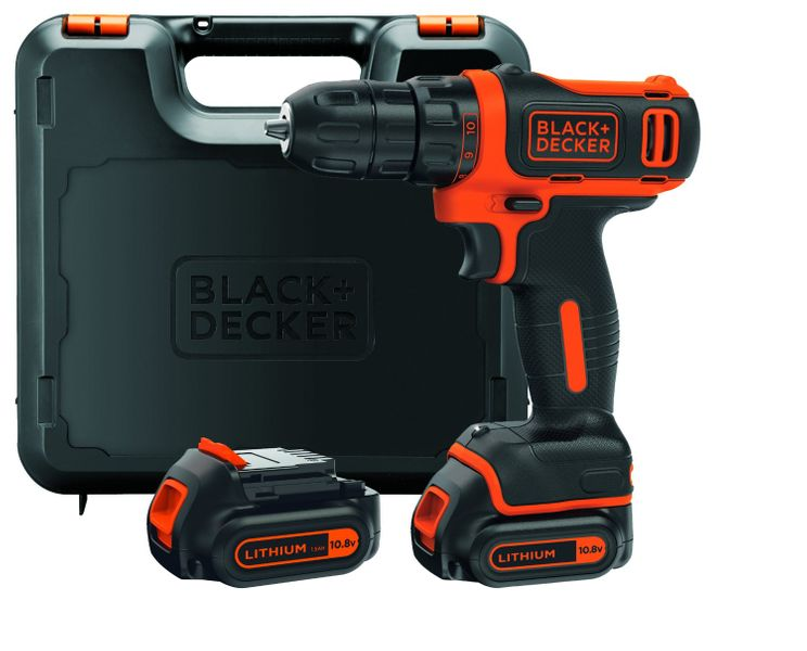 Black+Decker BDCDD12KB