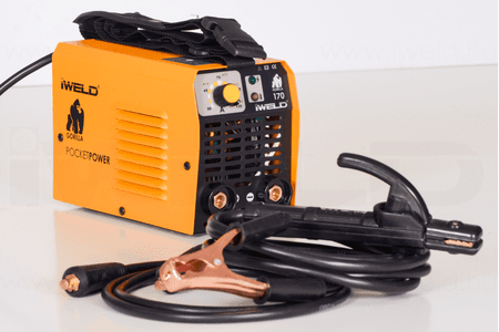 IWELD GORILLA POCKETPOWER 190 Hegesztő inverter
