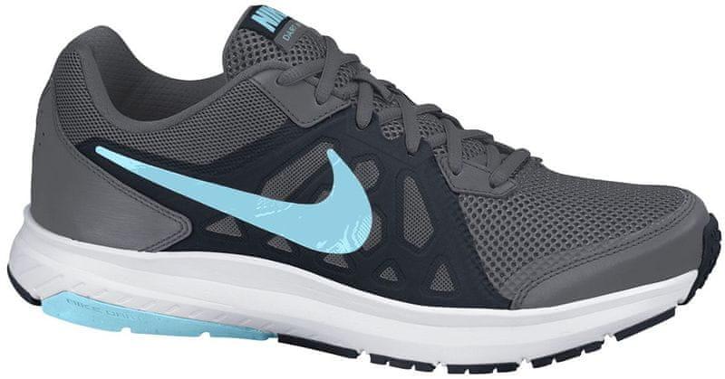 Nike Dart 11 Dark Grey/Td Pl Blue-Blck-Wht 38