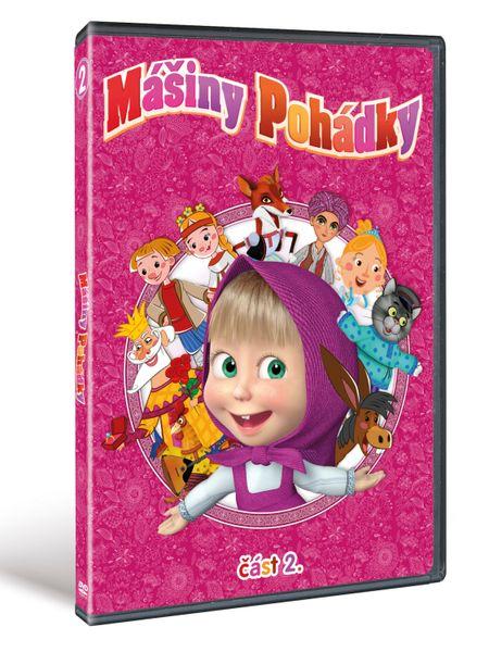Mášiny pohádky 2. - DVD