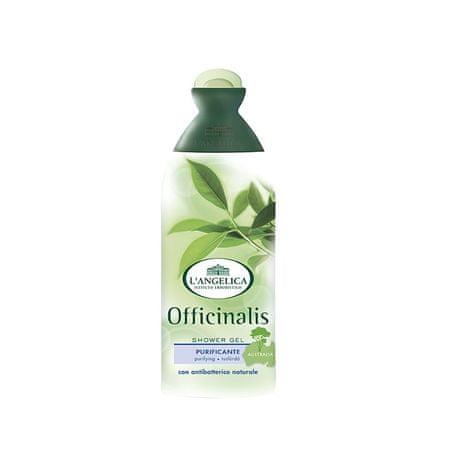 L'Angelica gel za prhanje Officinalis, Čajevec, 250 ml