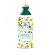 L'Angelica šampon in balzam 2-v-1 Officinalis, 250 ml