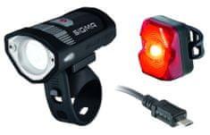 Sigma zestaw lampek Buster 200 + Nugget Flash