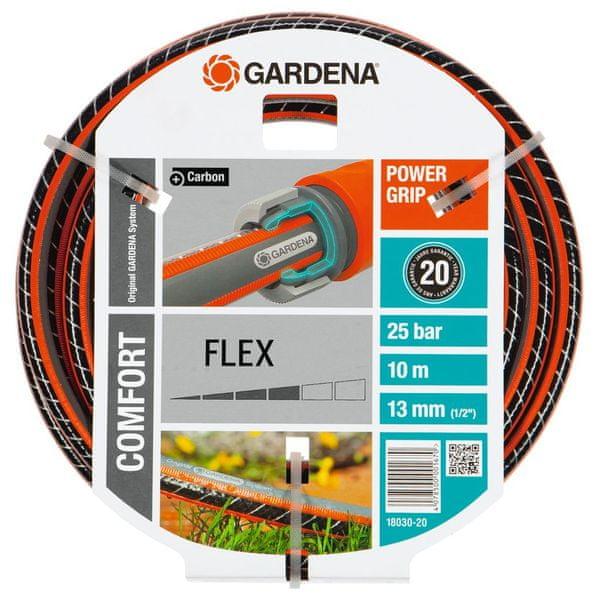 "Gardena Hadice Comfort FLEX 13 mm (1/2"") 10 m bez armatur (18030)"