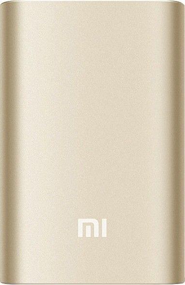 Xiaomi Power Bank 10000 mAh Gold (NDY-02-AN)
