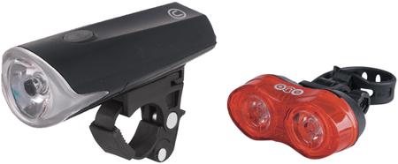 Just One Vision 3.1 Kerékpár lámpa szett