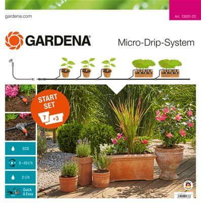 Gardena zestaw podstawowy M do roślin doniczkowych automatic (13002-20)