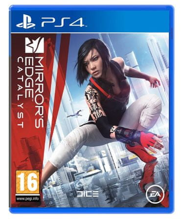 EA Games Mirror's Edge Catalyst (PS4)