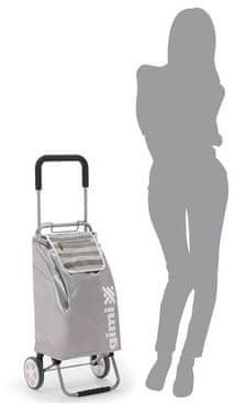 Gimi Flexi Összecsukható bevásárlókocsi  2a192b4a42