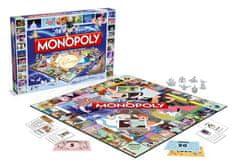 HASBRO Monopoly Disney Classic Társasjáték, angol nyelvű