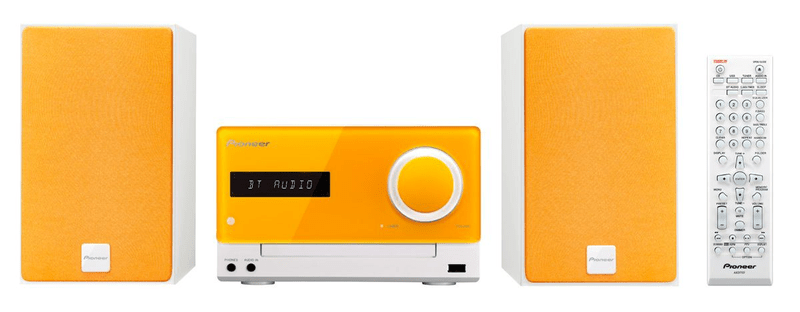 Pioneer X-CM35-D, oranžová