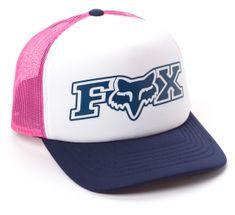 FOX ženská kapa VaporsTruckervečbarvna