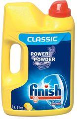 Finish Power Powder Mosogatópor, Citrom, 2,5 kg