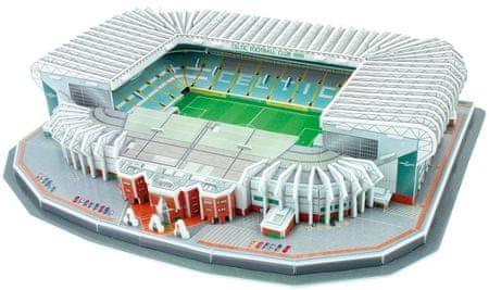 Nanostad 3D Puzzle stadion Celtic Stadium Glasgow