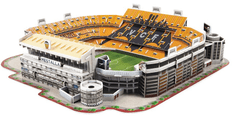 Nanostad 3D Puzzle stadion Valencia Mastalla