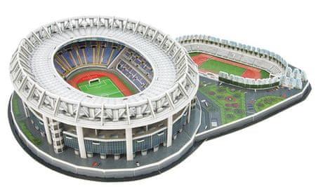 Nanostad 3D Puzzle stadion Roma / Lazio Olimpico