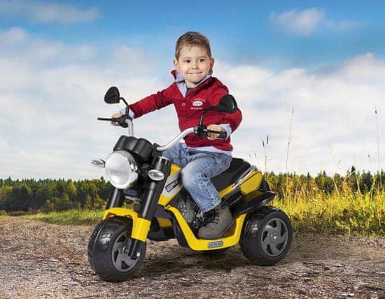 Peg Perego električni motor Ducati Scrambler
