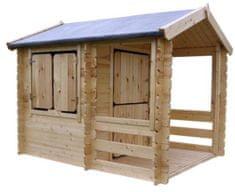 CUBS Detský drevený domček Ema
