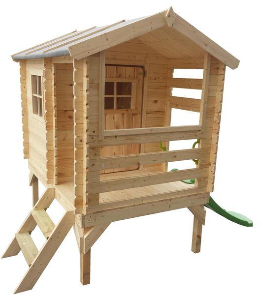 CUBS Dětský dřevěný domek Jakub