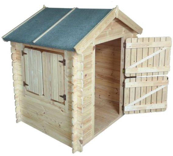 CUBS Dětský dřevěný domek Matěj