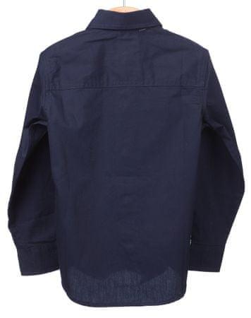 Nautica chlapecká košile 110 tmavě modrá  62fb3e04ed