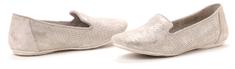 Klondike női balerina cipő