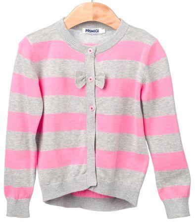 Primigi dekliški pulover 140 roza