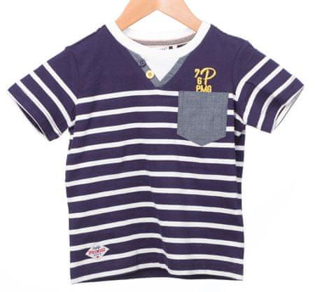 Primigi fantovska majica 110 modra