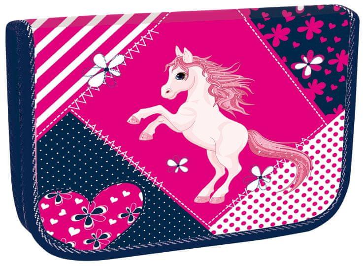 Stil Školní penál jednopatrový Pony