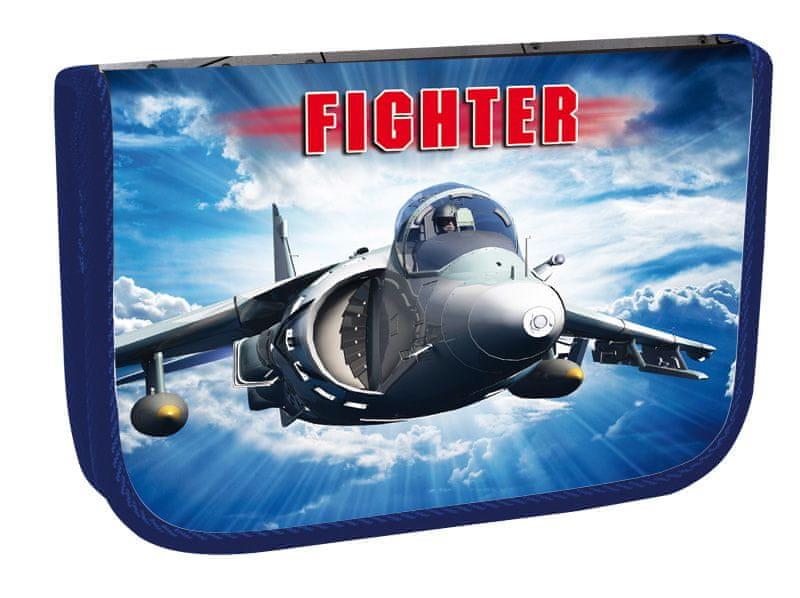 Stil Školní penál jednopatrový Fighter