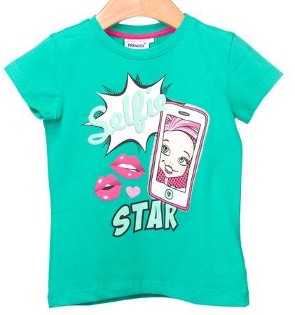 Primigi dekliška majica 122 zelena