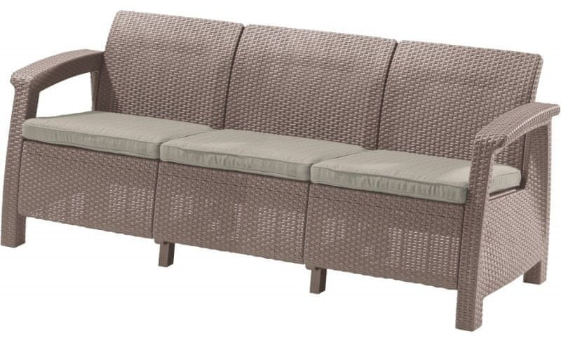 Allibert CORFU LOVE SEAT MAX (227641)