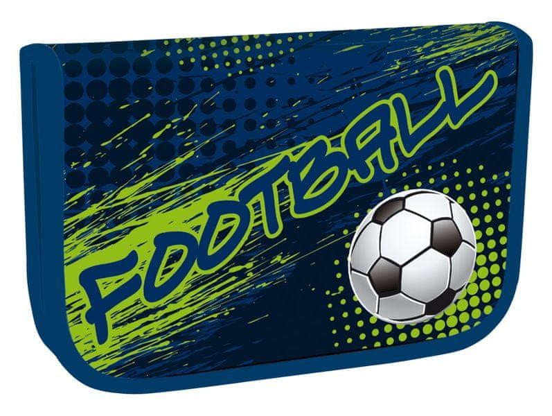 Stil Školní penál jednopatrový Football 2