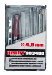 Hecht 903480 Láncélező szett, 4,8 mm