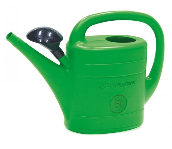 Prosperplast zalivalka, 5 l, zelena