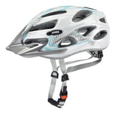 Uvex kask rowerowy Onyx Lady White-Light Blue