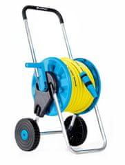 Cellfast voziček za cev s cevjo, 25 m