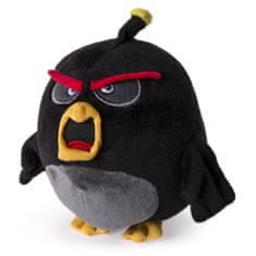 Spin Master Angry Birds plyš 12,5 cm Bombas