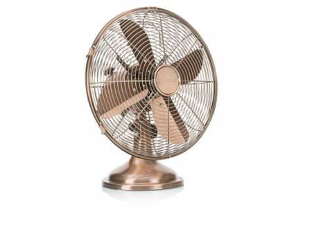 Tristar namizni ventilator VE-5970, retro, 30 cm
