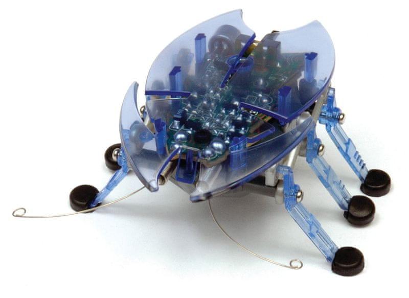 Hexbug Beetle modrá