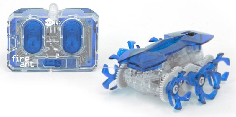 Hexbug Ohnivý mravenec modrá