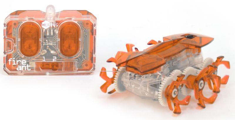 Hexbug Ohnivý mravenec oranžová