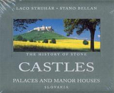 Struhár, Stano Bellan Laco: Castles palaces and manor houses - Slovakia / Hrady angl.