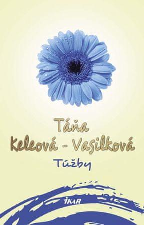 Keleová-Vasilková Táňa: Túžby, 2. vydanie
