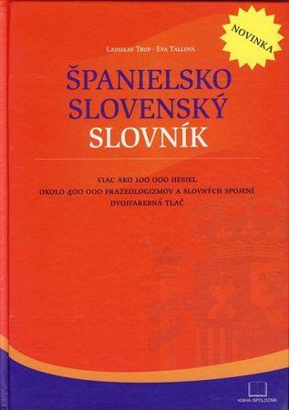 Trup, Eva Tallová Ladislav: Španielsko-slovenský slovník