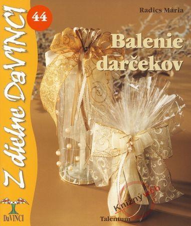 Radicsová Mária: Balenie darčekov –DaVINCI 44