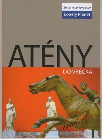 Kyriakopoulos Victoria: Atény do vrecka - Lonely Planet
