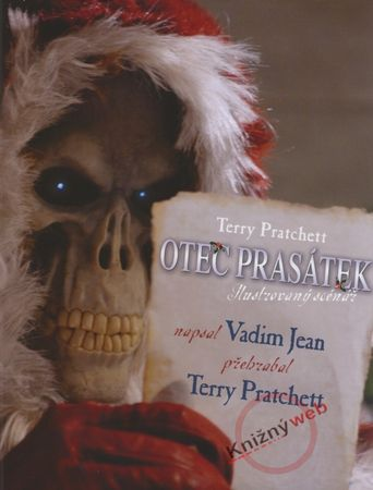 Pratchett Terry: Otec prasátek - ilustrovaný scénař
